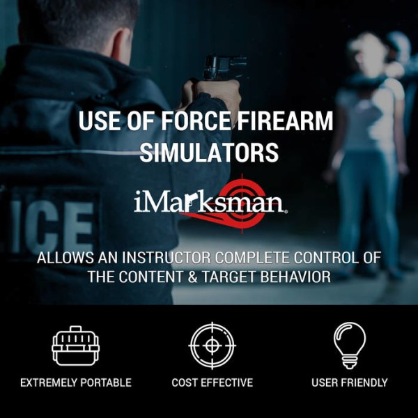 LOGO_iMarksman® Firearm Simulator for Police