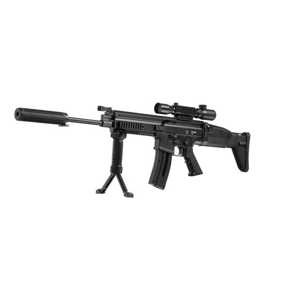 LOGO_Rifle ISSC MSR MK22 cal. .22lr
