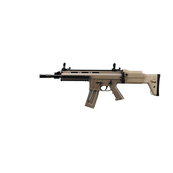 LOGO_Rifle ISSC MSR MK22 Commando desert cal. .22lr