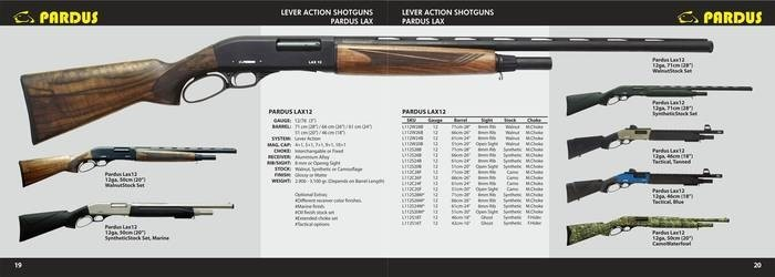 LOGO_Lever Action Shotgun