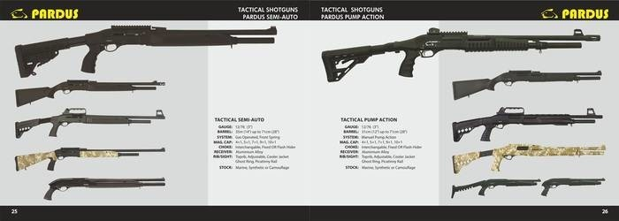 LOGO_Tactical semi-auto and pump action shotguns