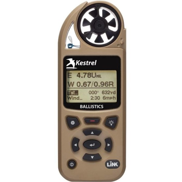 LOGO_The Kestrel 5700 Ballistics Weather Meter
