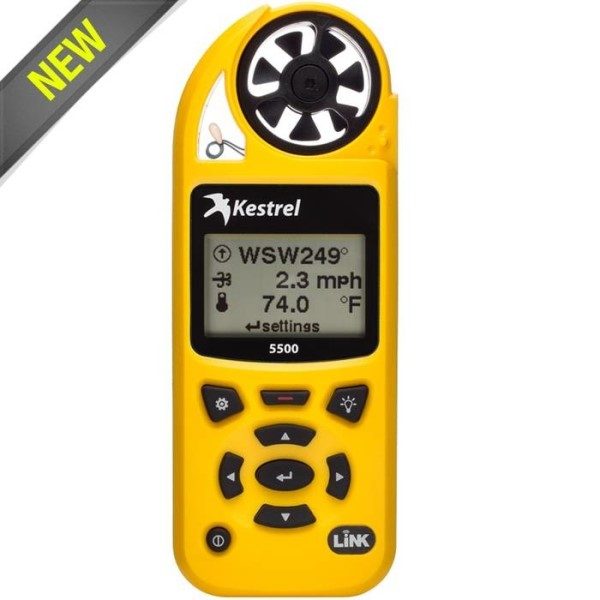 LOGO_Kestrel 5500 Weather Meter