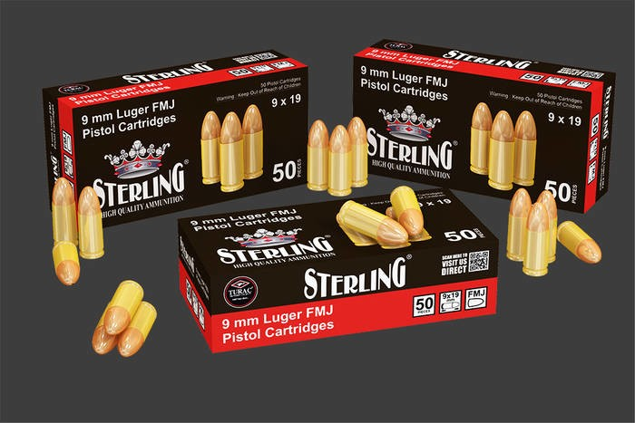 LOGO_STERLING 9MM LUGER FMJ