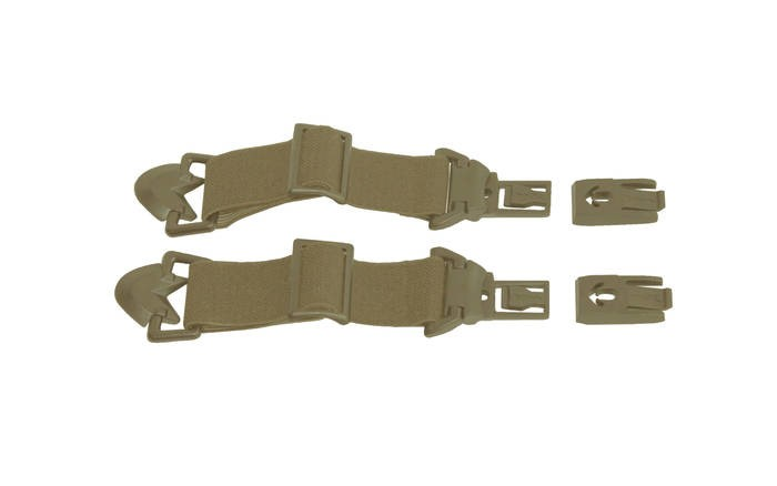LOGO_WX Rail Attachment Strap-System for Helmets - RAS