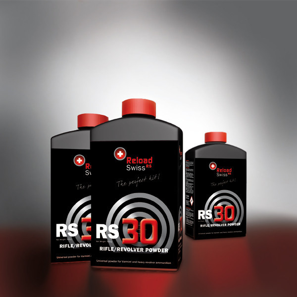 LOGO_RS30 Rifle/Pistol Powder