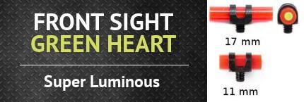 LOGO_FRONT SIGHT GREEN HEART