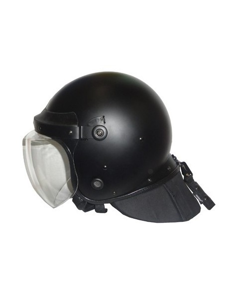 LOGO_Anti-riot protection helmet