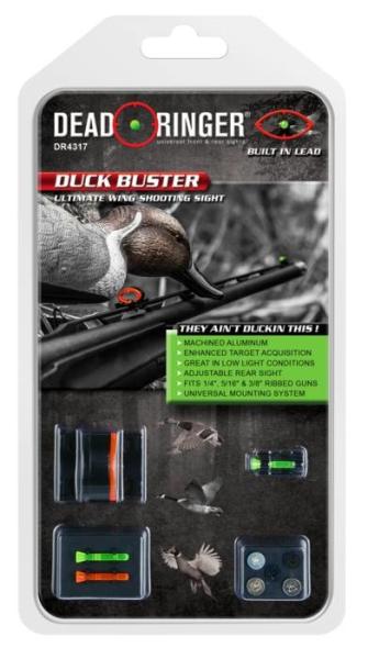 LOGO_Tote Ringer Duck Buster