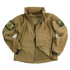 LOGO_Soft shell jack tactical
