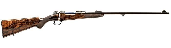 LOGO_London Best bespoke bolt-action rifle