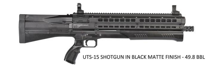 LOGO_UTS-15 Pump Action Shotgun