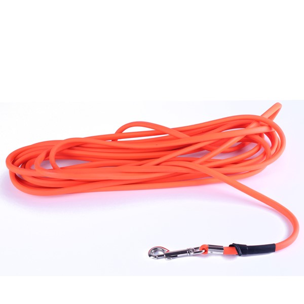 LOGO_PVC rope dog leash