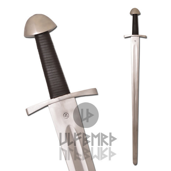 LOGO_Norman One-Handed Sword, practical blunt, SK-B