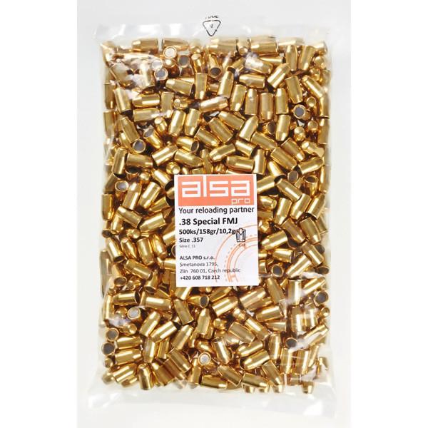 LOGO_.38 158gr FP FMJ Special bullets