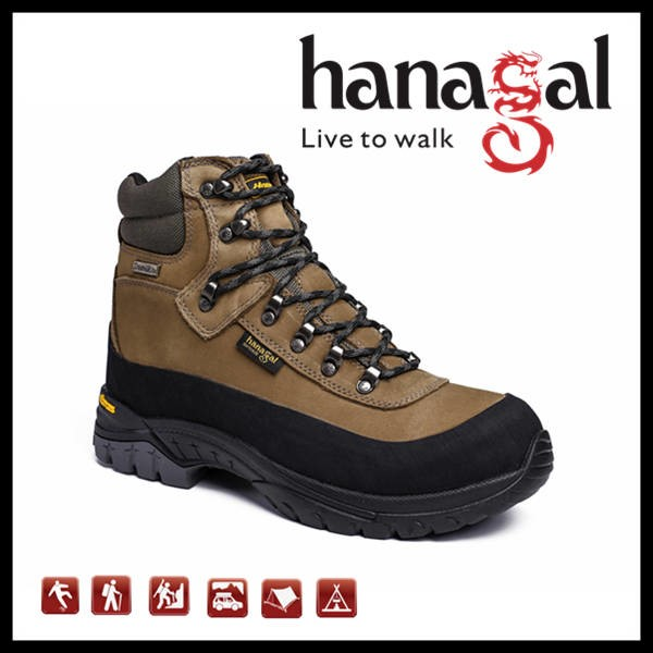 LOGO_Hiking boots