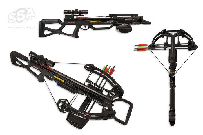 LOGO_Maximal crossbow package 'Marksman'