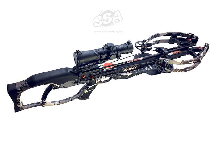 LOGO_Ravin crossbow package 'R9 CAMO'