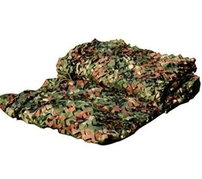 LOGO_Military Hunting Camouflage Net
