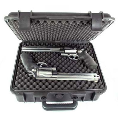LOGO_Berry's Double Pistol Hard Case