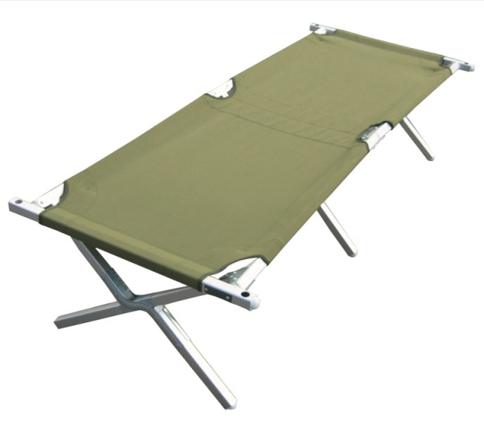 LOGO_Folding Camp Bed