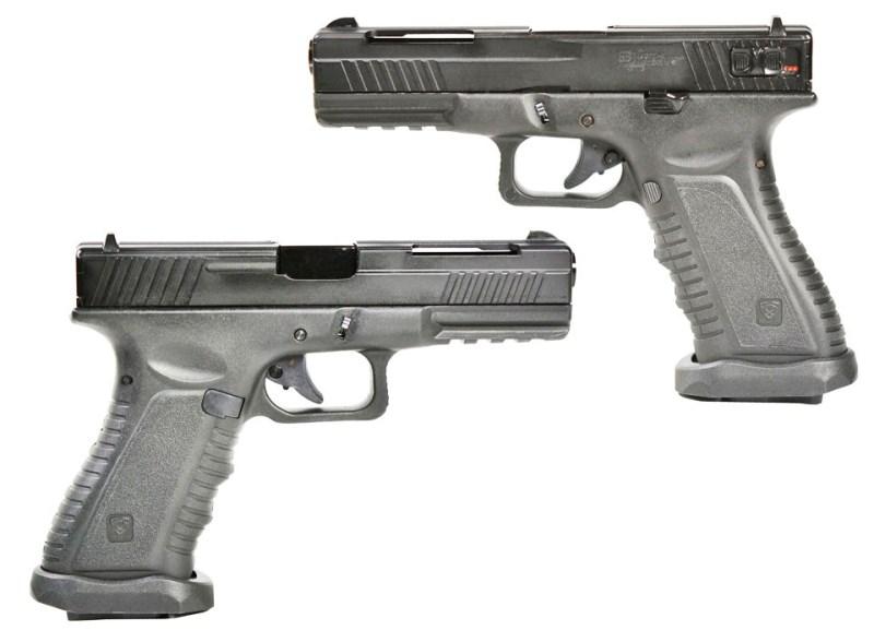 LOGO_Black Hornet pistol