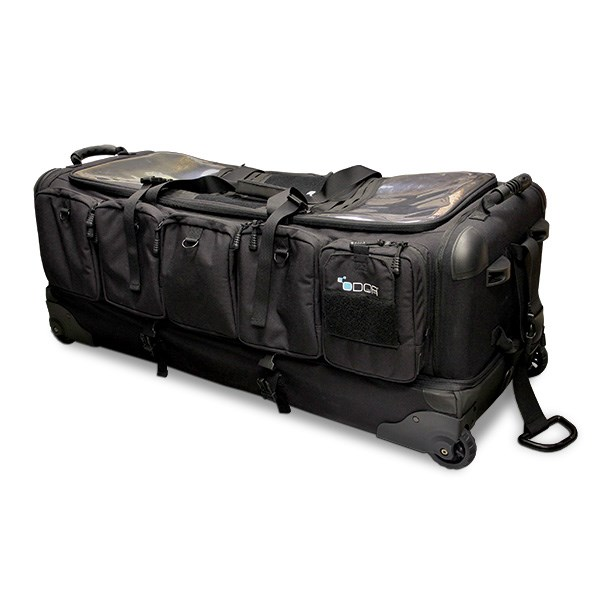LOGO_Tactical Ozone Gun Case Rolling Transport Bag
