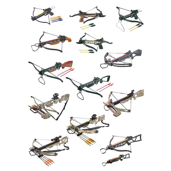 LOGO_Crossbows and Arrows