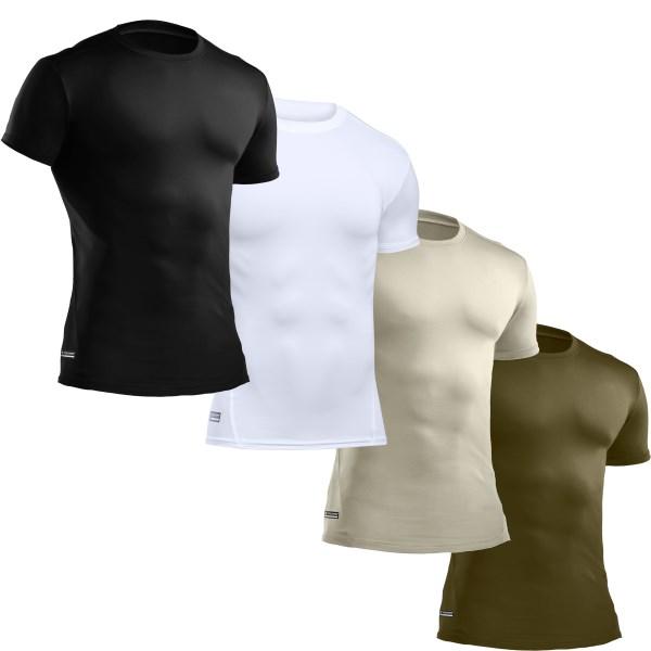 LOGO_Under Armour® Tactical T-shirt HeatGear® Compression