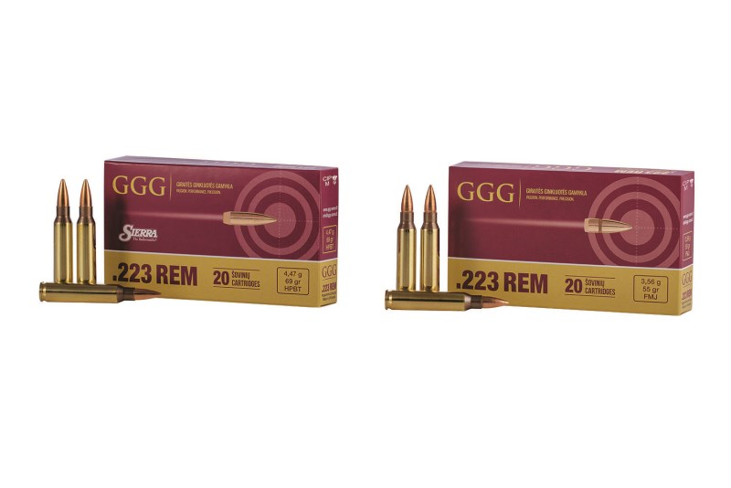 LOGO_Rifle ammunition .223 Rem