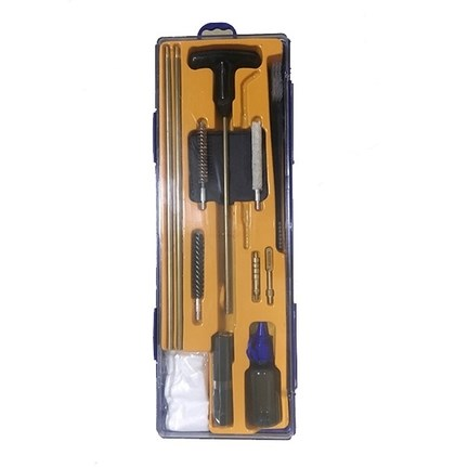 LOGO_RIFLE CLEANING KIT FOR .22, .30