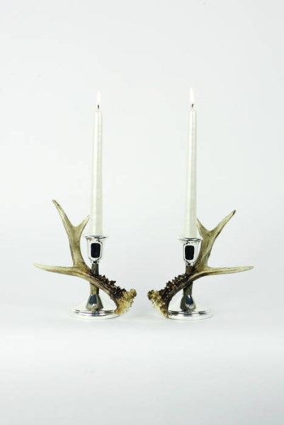 LOGO_Antler candle holder