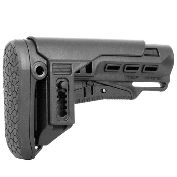 LOGO_TBS Tactical with PCP - Telescoping Buttstock with Practical Cheek Piece