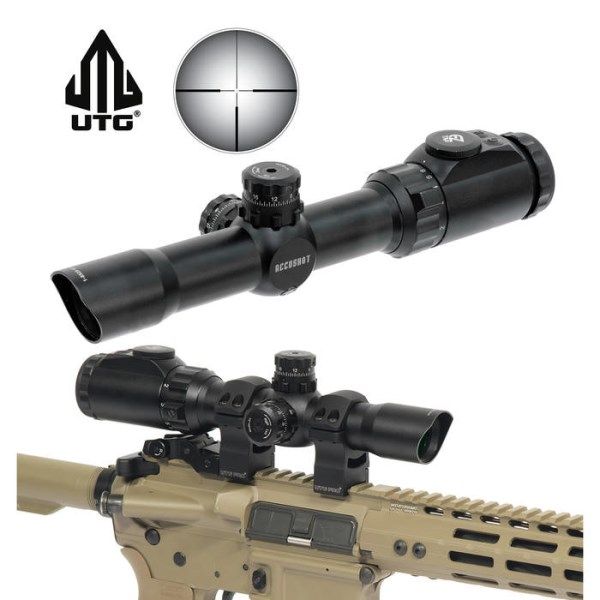 LOGO_1-8X28mm T8 Scope with Range Estimating BDC Reticle