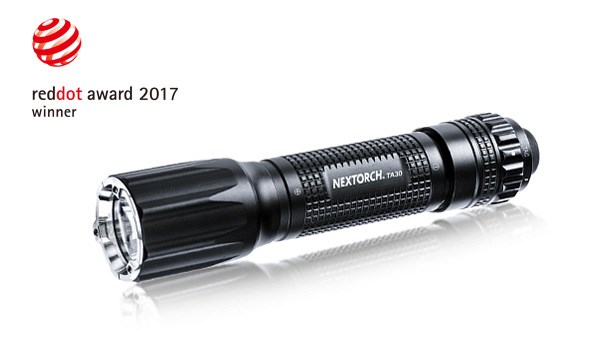 LOGO_Nextorch TA30 tactical flashlight