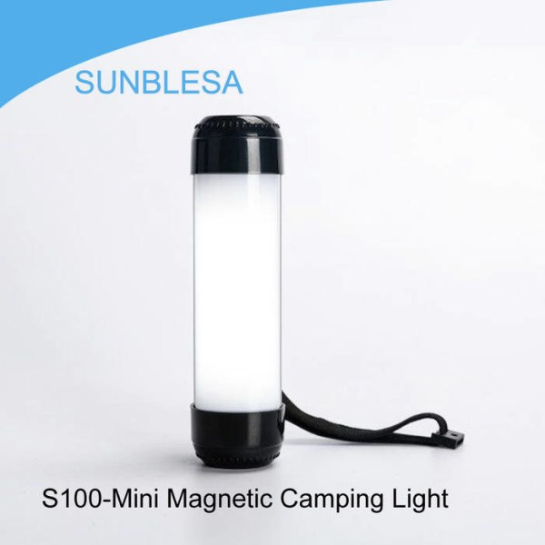 LOGO_S100-Mini Magnetic Camping Light