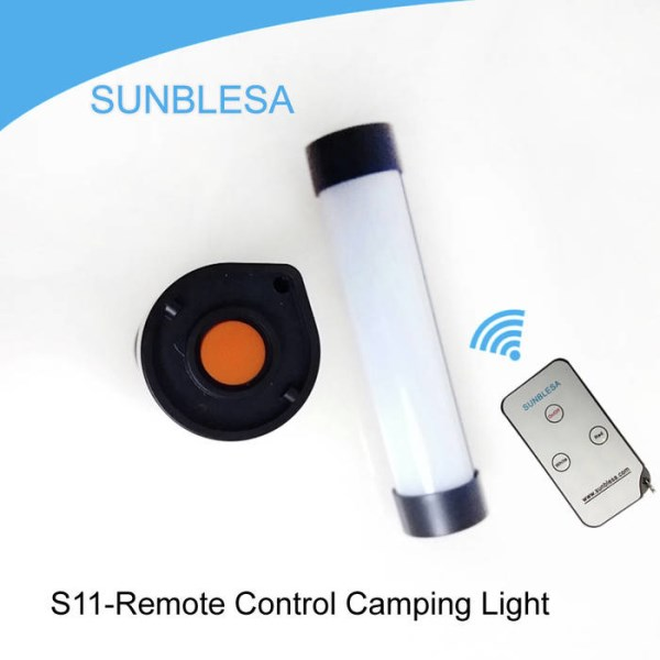 LOGO_S11-Waterproof Camping Light with Remote Controller