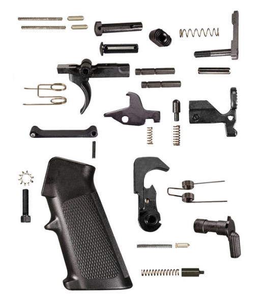 LOGO_Lower Receiver Parts Kit for AR15