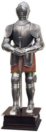 LOGO_Mittelalterliche Rüstung