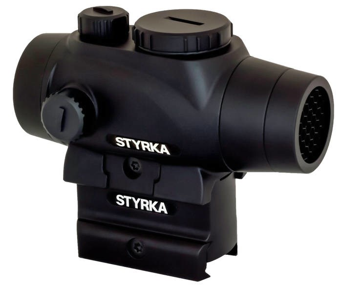 LOGO_Styrka S3 Series Red Dot