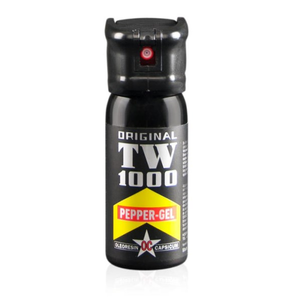 LOGO_Pfefferspray - TW1000 Pepper-Gel 50