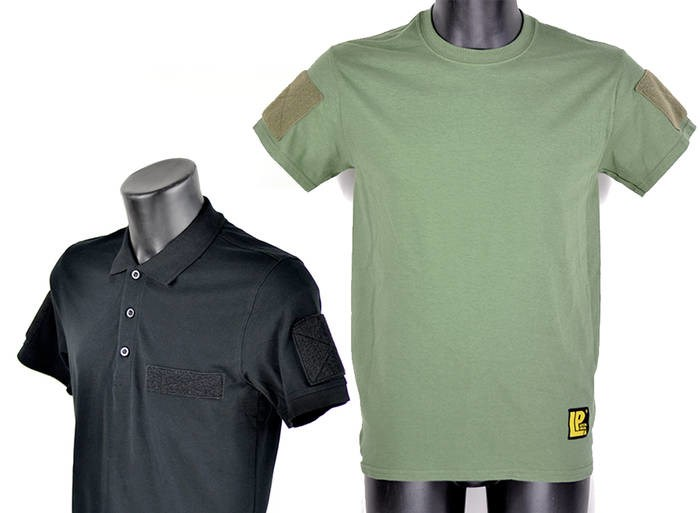 LOGO_Tactical t-shirts and polos