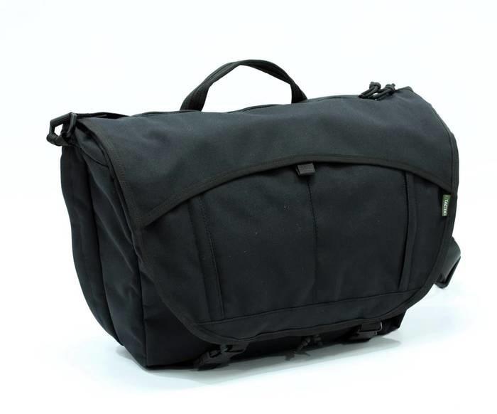LOGO_«MESSENGER BAG»  TASCHE