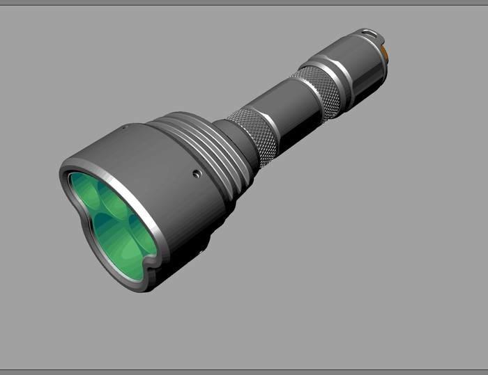 LOGO_B198  multiple use  4 colors hunting light