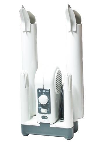 LOGO_Dry4 Schuhtrockner mit Extension für Stiefel