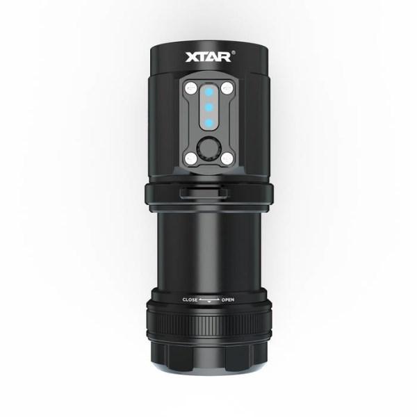LOGO_XTAR WALRUS D08 Diving Flashlight