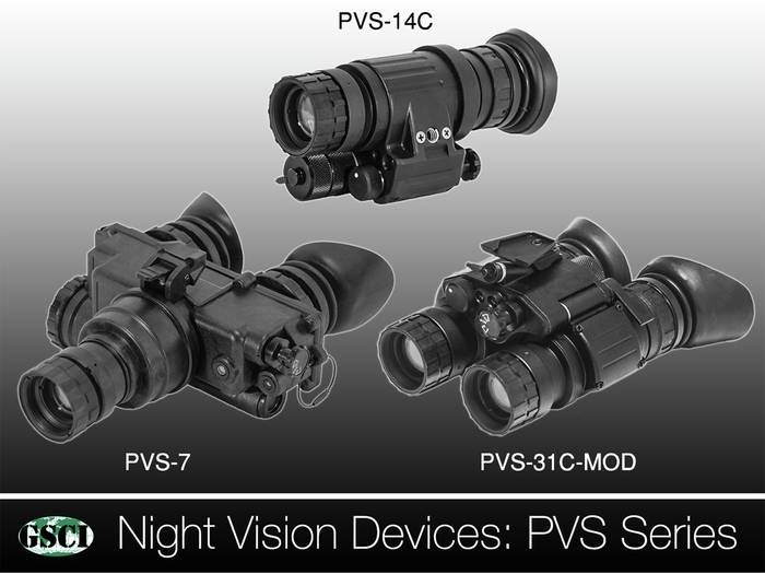 LOGO_Night Vision Systems - PVS Series