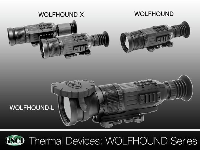 LOGO_Thermal Sights - WOLFHOUND Series