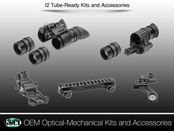LOGO_OEM Optical-Mechanical Kits