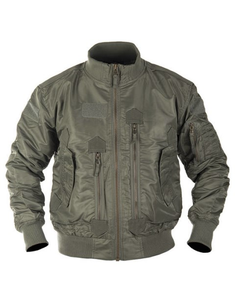 LOGO_US OD TACTICAL FLIGHT JACKET